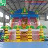 Glissière gonflable, glissière gonflable de jungle, glissière gonflable d'enfants à vendre
