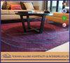 현대 알루미늄 Yd0313 검정 MDF 나무로 되는 호텔 가구 우아한 커피용 탁자