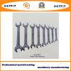 10102 outils à main ouverts de matériel de clés de double