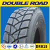 Comercio al por mayor 20pr el doble de 315/80R22.5-20marca de la carretera pr DR812/DR815 neumático radial de la carretilla con Tubeless