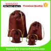 Fördernder kundenspezifischer Weihnachtsgeschenk-Beutel-Silk Gewebe-Beutel für neues Jahr-Förderung