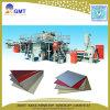 Machine composée en plastique en aluminium professionnelle d'extrudeuse de plaque de feuille de panneau d'ACP