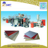 Berufs-ACP-Aluminiumzusammengesetzte Panel-Blatt-Platten-Extruder-Plastikmaschine