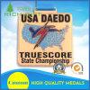 Medaglia su ordinazione del ricordo del metallo di sport di nuoto per il commercio all'ingrosso