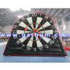 3m hoher aufblasbarer Fuss-Pfeil/riesiges aufblasbares Pfeil-Brettspiel/aufblasbarer Fuss-Pfeil für Verkauf