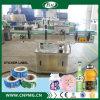Etiquetas autoadhesivas automática máquina para la ronda de botellas de plástico