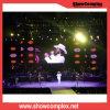 Pantalla de visualización a todo color de LED SMD de la alta definición al aire libre de Showcomplex P6