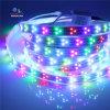 90 LEDs/M WS2811 IC T en forma de triple fila de colores intercambiables digital con LED SMD5050 Tiras 5m/rollo