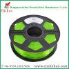 Filamento verde de la impresión 3D de PETG 1.75m m para la impresora 3D