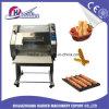 Pan francés que hace que la máquina empana el moldeador para el Baguette y el perrito caliente