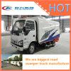Isuzu saugen 600p Exportstraße Streeting ausgedehnte Kehrmaschine Typen LKW