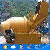 Misturador Jzd350 concreto Diesel de derrubada hidráulico