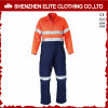 High Visibility Wholesale Cotton Coverall Workwear (ELTHVCI-2)