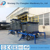 Stable unit Heavy Duty Scissor elevator for Warehouse