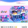 2017년 Vasia 사탕 주제 아이들 운동장 실내 장비
