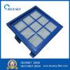 Голубой фильтр HEPA для пылесоса