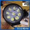 CREE 27W auto LED que trabaja la lámpara ligera del trabajo de la fábrica LED