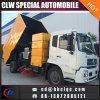 9000L Camión Barredora Suciedad-Succión Vehículo Vacío Sweeper Camión