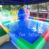 Raggruppamento di acqua gonfiabile variopinto per nuoto di estate
