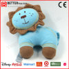 Het gevulde Dierlijke Stuk speelgoed van de Pluche van de Leeuw van de Baby voor de Jonge geitjes van de Baby