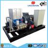 4000bar Reinigingsmachines van Shellside van de Straal van het Water van de druk de Testende (JC1807)