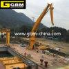 Grue de pont hydraulique 25 grilles de grue grue Pièces détachées Grue à camion de 5 tonnes Télécommande à distance pour grue à grue Grue à remorque