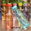 bottiglia di acqua di plastica della soda 550ml (HDP-0739)