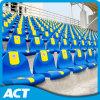 Asientos medio del respaldo de polipropileno de gimnasio, Asientos de plástico para Gradas