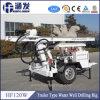Petit matériel portatif d'équipement de foreuse de puits d'eau de Hf120W
