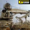 Grue de paquet hydraulique pour le bateau - contrôle par radio de Grua Yate Remoto