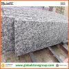 Granit blanc de polissage de vague déferlante pour la salle de bains réglée/vanité/bassin