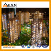 Model dat van de Bouw van de Schaal van de flat het Model/Architecturale de Modellen van de Bouw maakt Factor/Building Model/Residential