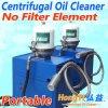 Líquido de limpeza centrífugo do óleo de Hongyi para recicl o óleo da indústria