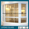 Vidrio Inferior-e para la ventana de aluminio económica de energía