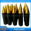 Заготовки из алюминия черного золота шипованные Extended тюнер ребристые гайки колес