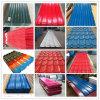 Китайского поставщика дешевых строительных материалов с полимерным покрытием гофрированные стальные пластины