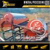 Planta de tratamiento mineral magnética del oro del separador del equipo de la recuperación del oro
