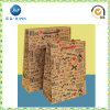 Bolso de compras de papel de la alta calidad modificado para requisitos particulares para la marca de fábrica famosa (JP-PB009)