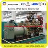 600kw/750kVA Cummins Marine Low Noise Generator