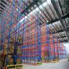 Solução muito estreita dos sistemas do racking da pálete do armazenamento do corredor