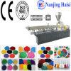 A resina plástica de PP/PE/PVC granula a linha de produção dos grânulo
