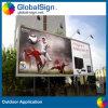 Цифровая печать 5m сшитых Огнестойкий плакатный Flex баннер (CFM11/440)