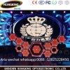 Interior criativa P5mm efeito 3D LED de vídeo DJ Booth tela LED Exibir