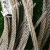 1*19 веревочка стального провода нержавеющей стали AISI304/316 для крана