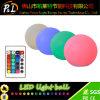 多彩な防水LEDのプールの浮遊球