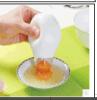 Pollo Shape Silicon Egg Splitter con Different Colors/B0009