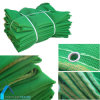 HDPE Green Construction Site Protection Réseau de sécurité / PE Plastic Windbreak Net