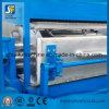 Pequeña pulpa automática de la bandeja del huevo que moldea haciendo la cadena y el fabricante de producción de máquina