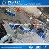 Ligne en plastique chaîne d'extrusion de boyau de fibre de PVC de production en plastique de pipe de machine molle de pipe de PVC