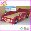 Age 3+ (WJ277451)를 위한 스포츠 Car Shape Contemporary Wooden Children Bed